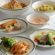 *中国料理(イメージ)*