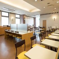 ◆朝食コーナー◆リニューアルで更に快適に◆