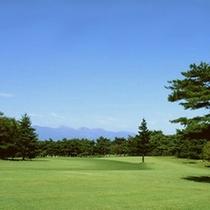 【那須チサンカントリークラブ】爽やかな高原でゴルフプレイ♪