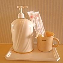 *【部屋設備】アメニティ/タオル、浴衣などをご用意しています。