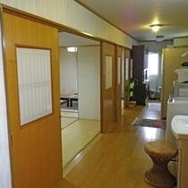 *【部屋】和室16畳*A/B/調理具や食器類は揃っているので、食材のみ用意すればOK!