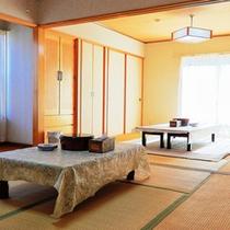 *【部屋】和室*A/B/広々とした和室。足を伸ばしてゆったりとお寛ぎいただけます。