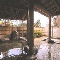 ■女性露天風呂その1