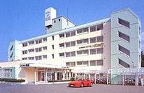 米沢ホテル平成外観