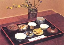 お食事例:和食