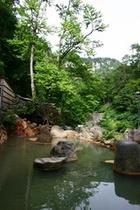 水車露天風呂