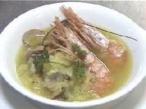 地中海のスープ