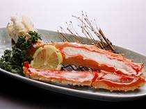 【タラバ蟹】圧倒的な漁獲量を誇る網走産のタラバ蟹をご賞味ください