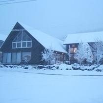 【たいむ外観】*冬