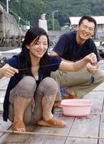 御夫婦で魚釣り初挑戦♪