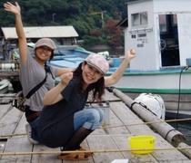 魚釣り初チャレンジ