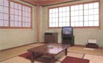 客室例:和室8畳