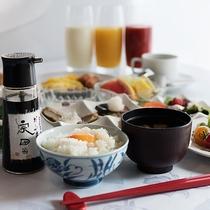 ■和洋ビュッフェのご朝食 一例