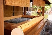檜の屋形舟風呂・ご婦人用