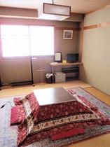 客室例 和室8畳 w