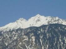 西穂高岳 2909m