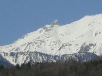 槍ヶ岳 3180m
