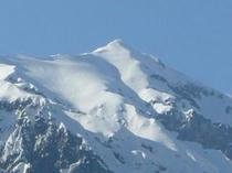 笠が岳 2897m(北アルプス展望園地撮影)
