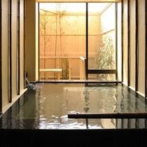 貸切風呂 『銀の月』