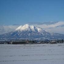 津軽富士岩木山