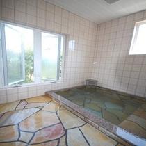 貸切の出来る浴室