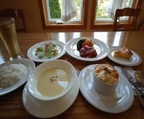 スタンダードプラン:夕食イメージ