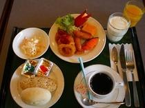 朝食チョイス(洋)