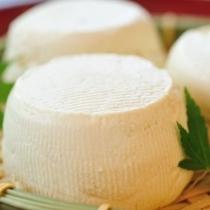 丸大豆100%の豆腐は、えちご長岡の美味しい水の恩恵を受けています(朝食ブッフェ)