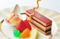 ホテルのパティシエオリジナルケーキ(イメージ)