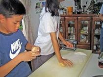 手作りパスタ1