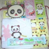 パンダシリーズ☆小さなお子様にプレゼントいたします☆