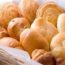 朝食で人気のパン♪
