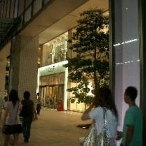 金沢フォーラス金沢駅前にあるファッションビルです♪