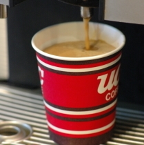ウェルカムコーヒーサービスは15時から24時まで