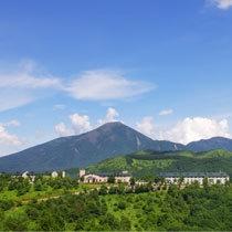 車山高原スカイパークホテル 全景