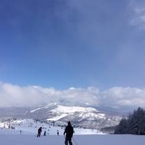 上級者からファミリーまで多彩な 車山高原スキー場