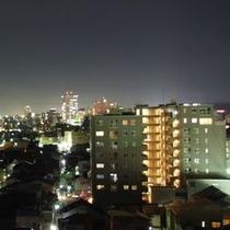 上階層から眺めるシティービュー