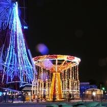 『魚津 ミラージュランド クリスマスVer』