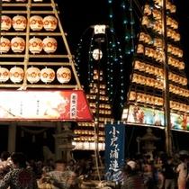 『じゃんとこい 魚津祭り』