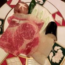 ■とろけるような牛肉(一例)