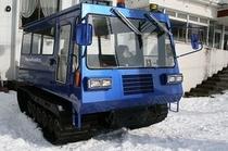 送迎用雪上車(モロオカ)