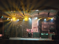 ライブホール照明パターン3