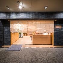 レストラン入口②
