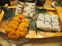 大阪名物「箱寿司」