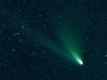 ヘール・ボップ彗星 (1997.03.17 オーナー撮影)