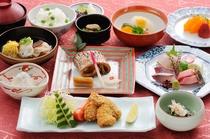 夕食(雲海)