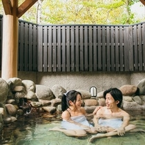 貸切露天風呂『岩の湯』