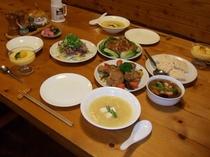 夕食(中華)