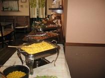 ご朝食は毎日6:45オープンです♪
