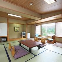 和室12畳(イメージ) 広々としたお部屋で快適にご利用いただけます♪